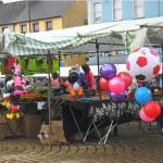 Market day stalls - Bantry