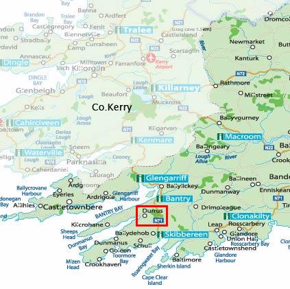Durrus in West Cork